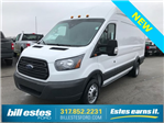 2018 Transit 250 Med Roof, Cargo Van #T8412 - photo 1