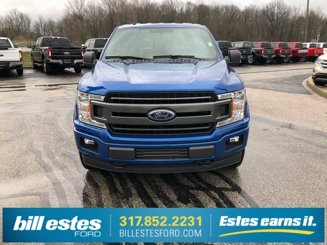 2018 F-150 SuperCrew Cab 4x4,  Pickup #T8432 - photo 3