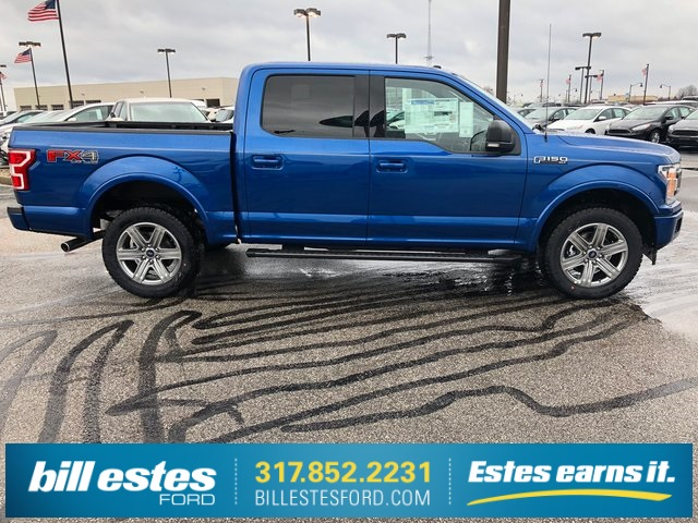 2018 F-150 SuperCrew Cab 4x4,  Pickup #T8432 - photo 5