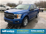 2018 F-150 SuperCrew Cab 4x4,  Pickup #T8432 - photo 1