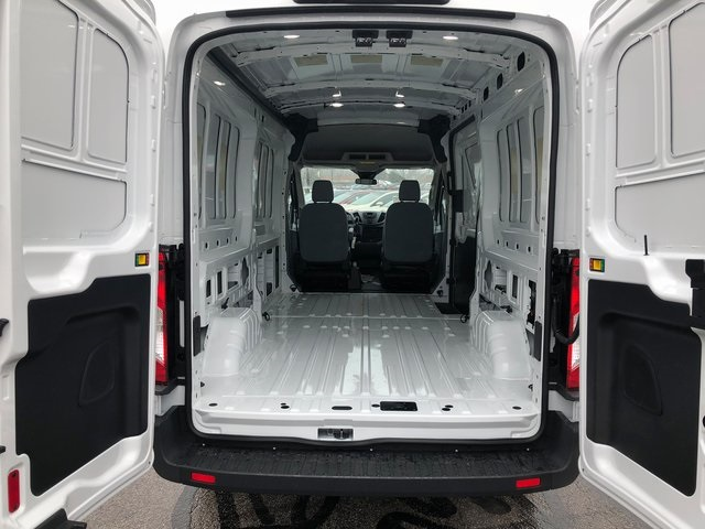 2018 Transit 250 Med Roof,  Empty Cargo Van #T8439 - photo 2