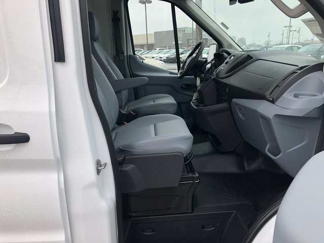 2018 Transit 250 Med Roof 4x2,  Empty Cargo Van #T8439 - photo 15