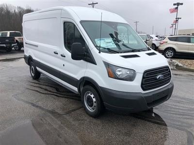 2018 Transit 250 Med Roof 4x2,  Empty Cargo Van #T8439 - photo 4