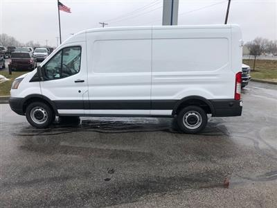 2018 Transit 250 Med Roof 4x2,  Empty Cargo Van #T8439 - photo 9