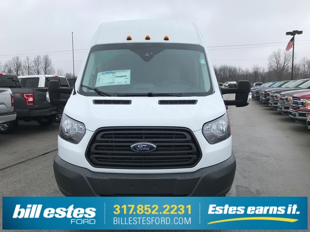 2018 Transit 350 HD High Roof DRW, Cargo Van #T8441 - photo 3