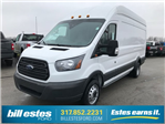 2018 Transit 350 HD High Roof DRW, Cargo Van #T8441 - photo 1