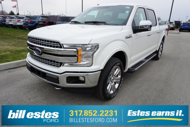 2018 F-150 SuperCrew Cab 4x4,  Pickup #T8488 - photo 1