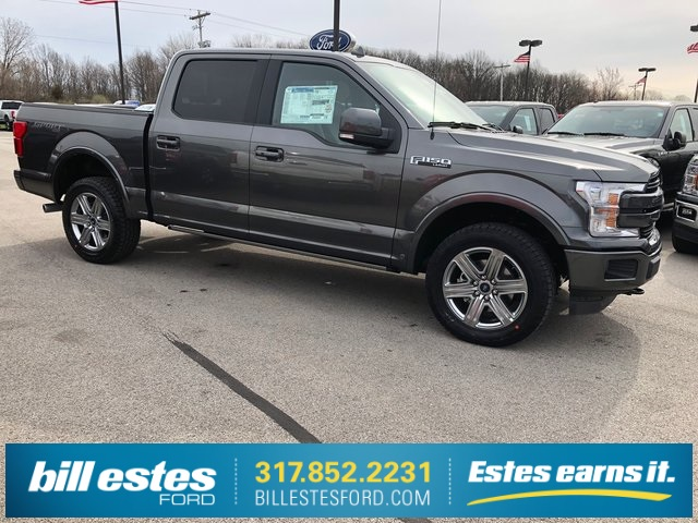 2018 F-150 SuperCrew Cab 4x4, Pickup #T8516 - photo 5