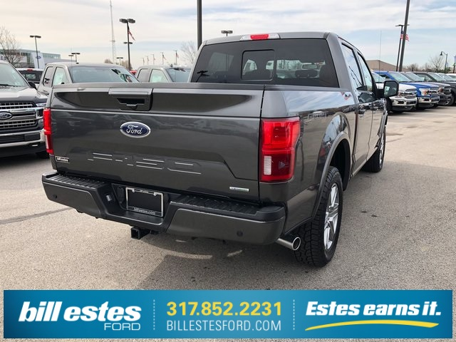 2018 F-150 SuperCrew Cab 4x4, Pickup #T8516 - photo 6