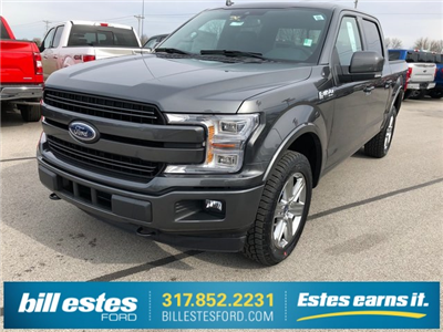 2018 F-150 SuperCrew Cab 4x4, Pickup #T8516 - photo 1
