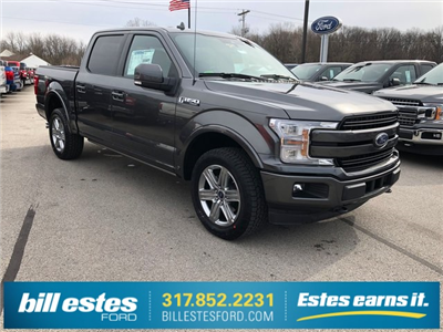 2018 F-150 SuperCrew Cab 4x4, Pickup #T8516 - photo 4