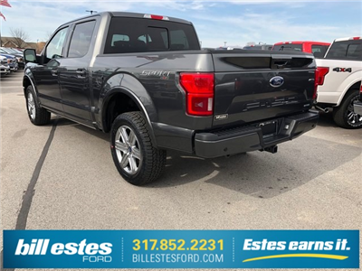 2018 F-150 SuperCrew Cab 4x4, Pickup #T8516 - photo 2