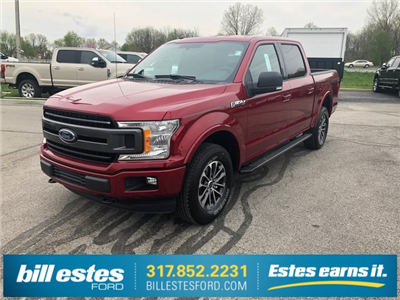 2018 F-150 SuperCrew Cab 4x4,  Pickup #T8575 - photo 1