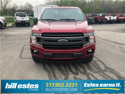 2018 F-150 SuperCrew Cab 4x4,  Pickup #T8575 - photo 3