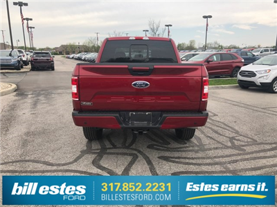 2018 F-150 SuperCrew Cab 4x4,  Pickup #T8575 - photo 7