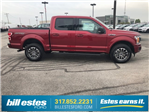 2018 F-150 SuperCrew Cab 4x4,  Pickup #T8575 - photo 5