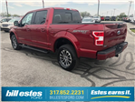2018 F-150 SuperCrew Cab 4x4,  Pickup #T8575 - photo 2
