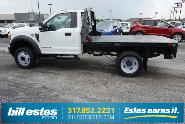 2017 F-450 Regular Cab DRW 4x2,  Platform Body #T8597 - photo 11
