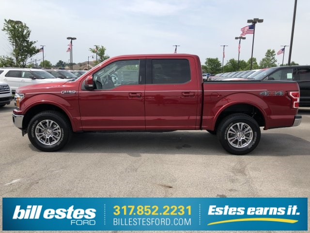 2018 F-150 SuperCrew Cab 4x4,  Pickup #T8629 - photo 7