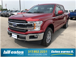 2018 F-150 SuperCrew Cab 4x4,  Pickup #T8629 - photo 1