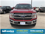 2018 F-150 SuperCrew Cab 4x4,  Pickup #T8629 - photo 3