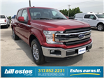 2018 F-150 SuperCrew Cab 4x4,  Pickup #T8629 - photo 4