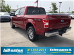 2018 F-150 SuperCrew Cab 4x4,  Pickup #T8629 - photo 2