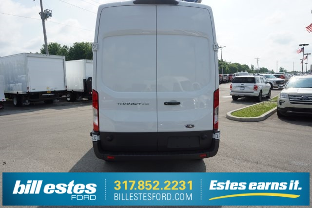2018 Transit 250 High Roof 4x2,  Empty Cargo Van #T8639 - photo 11
