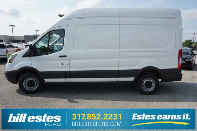 2018 Transit 250 High Roof 4x2,  Empty Cargo Van #T8639 - photo 15