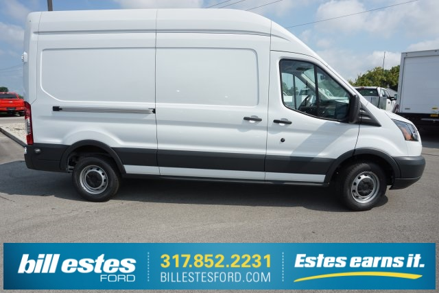 2018 Transit 250 High Roof 4x2,  Empty Cargo Van #T8639 - photo 6