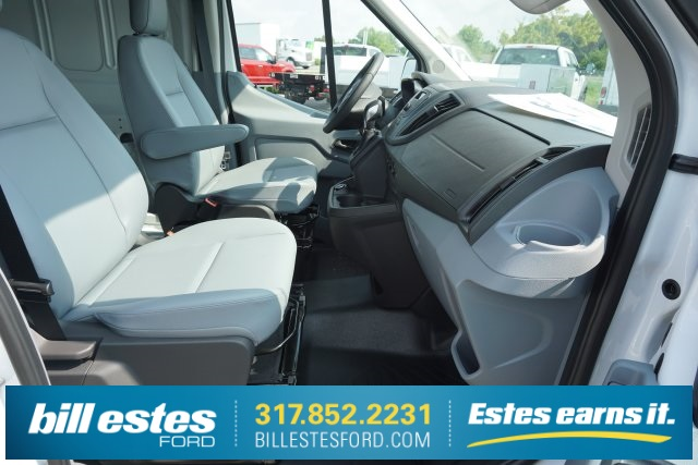 2018 Transit 250 High Roof 4x2,  Empty Cargo Van #T8639 - photo 8