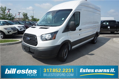 2018 Transit 250 High Roof 4x2,  Empty Cargo Van #T8639 - photo 1