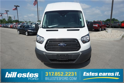 2018 Transit 250 High Roof 4x2,  Empty Cargo Van #T8639 - photo 3