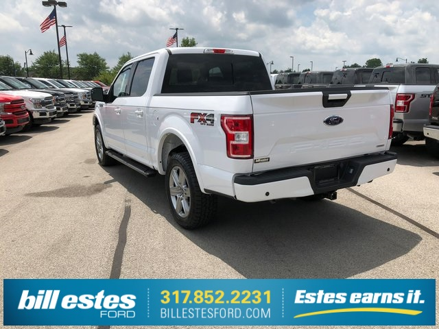 2018 F-150 SuperCrew Cab 4x4,  Pickup #T8642 - photo 2