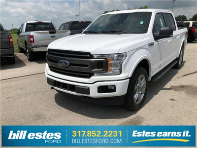 2018 F-150 SuperCrew Cab 4x4,  Pickup #T8642 - photo 1