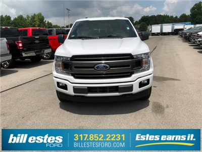 2018 F-150 SuperCrew Cab 4x4,  Pickup #T8642 - photo 3