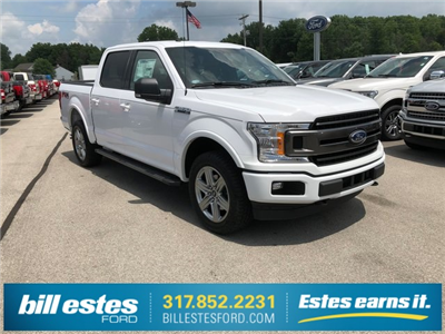 2018 F-150 SuperCrew Cab 4x4,  Pickup #T8642 - photo 4