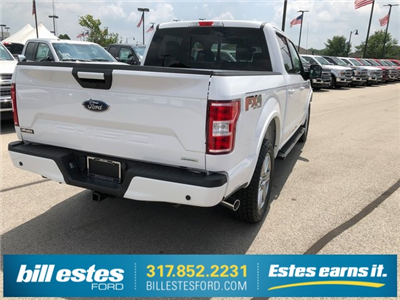 2018 F-150 SuperCrew Cab 4x4,  Pickup #T8642 - photo 6