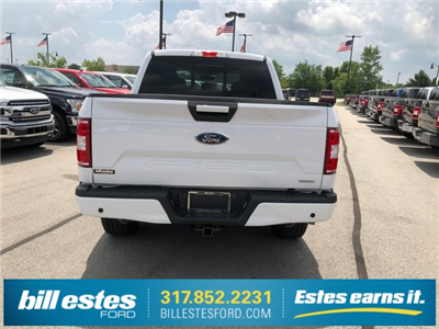 2018 F-150 SuperCrew Cab 4x4,  Pickup #T8642 - photo 7
