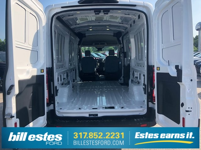 2018 Transit 250 Med Roof 4x2,  Empty Cargo Van #T8643 - photo 2