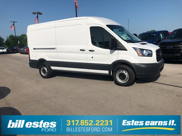 2018 Transit 250 Med Roof 4x2,  Empty Cargo Van #T8643 - photo 5