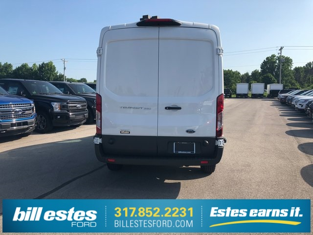 2018 Transit 250 Med Roof 4x2,  Empty Cargo Van #T8643 - photo 6
