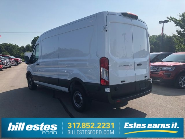 2018 Transit 250 Med Roof 4x2,  Empty Cargo Van #T8643 - photo 7
