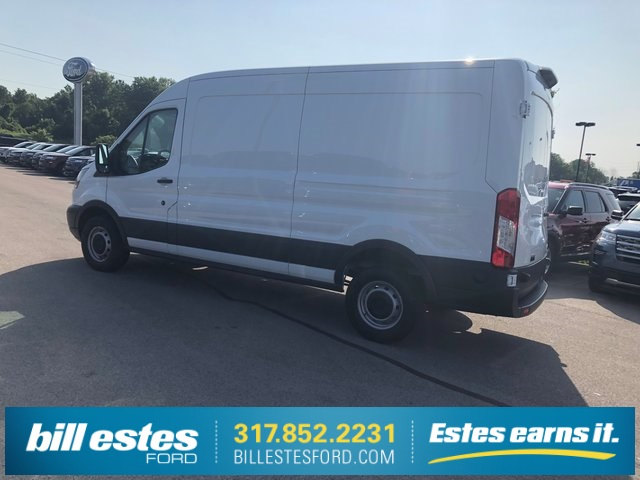 2018 Transit 250 Med Roof 4x2,  Empty Cargo Van #T8643 - photo 8