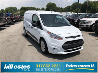 2018 Transit Connect 4x2,  Empty Cargo Van #T8716 - photo 4