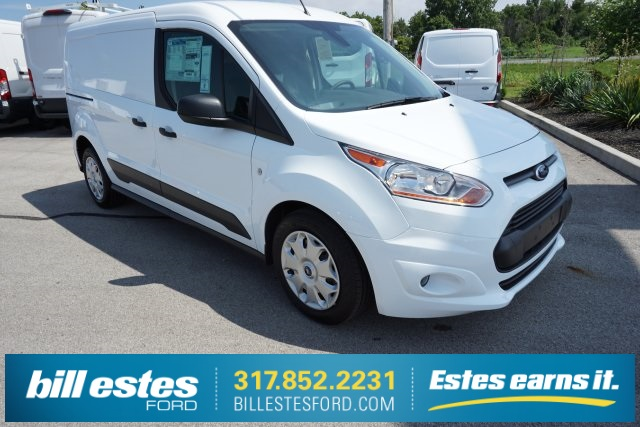 2018 Transit Connect 4x2,  Empty Cargo Van #T8717 - photo 4