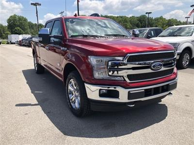 2018 F-150 SuperCrew Cab 4x4,  Pickup #T8720 - photo 4