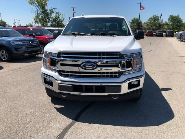 2018 F-150 SuperCrew Cab 4x4,  Pickup #T8739 - photo 3