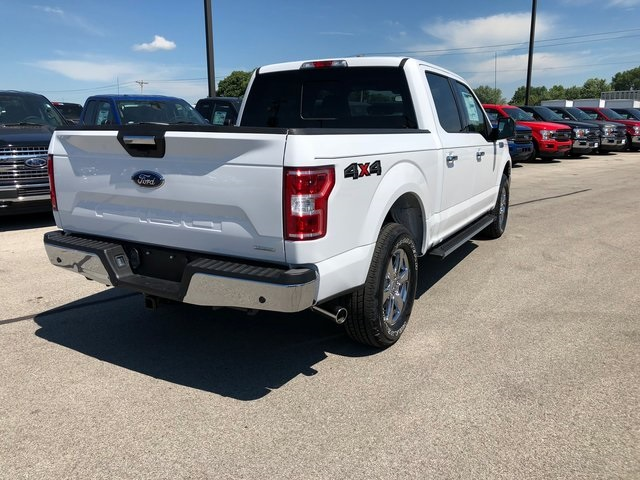 2018 F-150 SuperCrew Cab 4x4,  Pickup #T8739 - photo 6