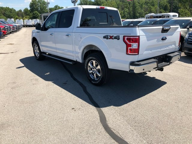 2018 F-150 SuperCrew Cab 4x4,  Pickup #T8739 - photo 2